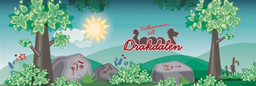 Drakdalen header